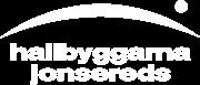 Hallbyggarnas logotyp