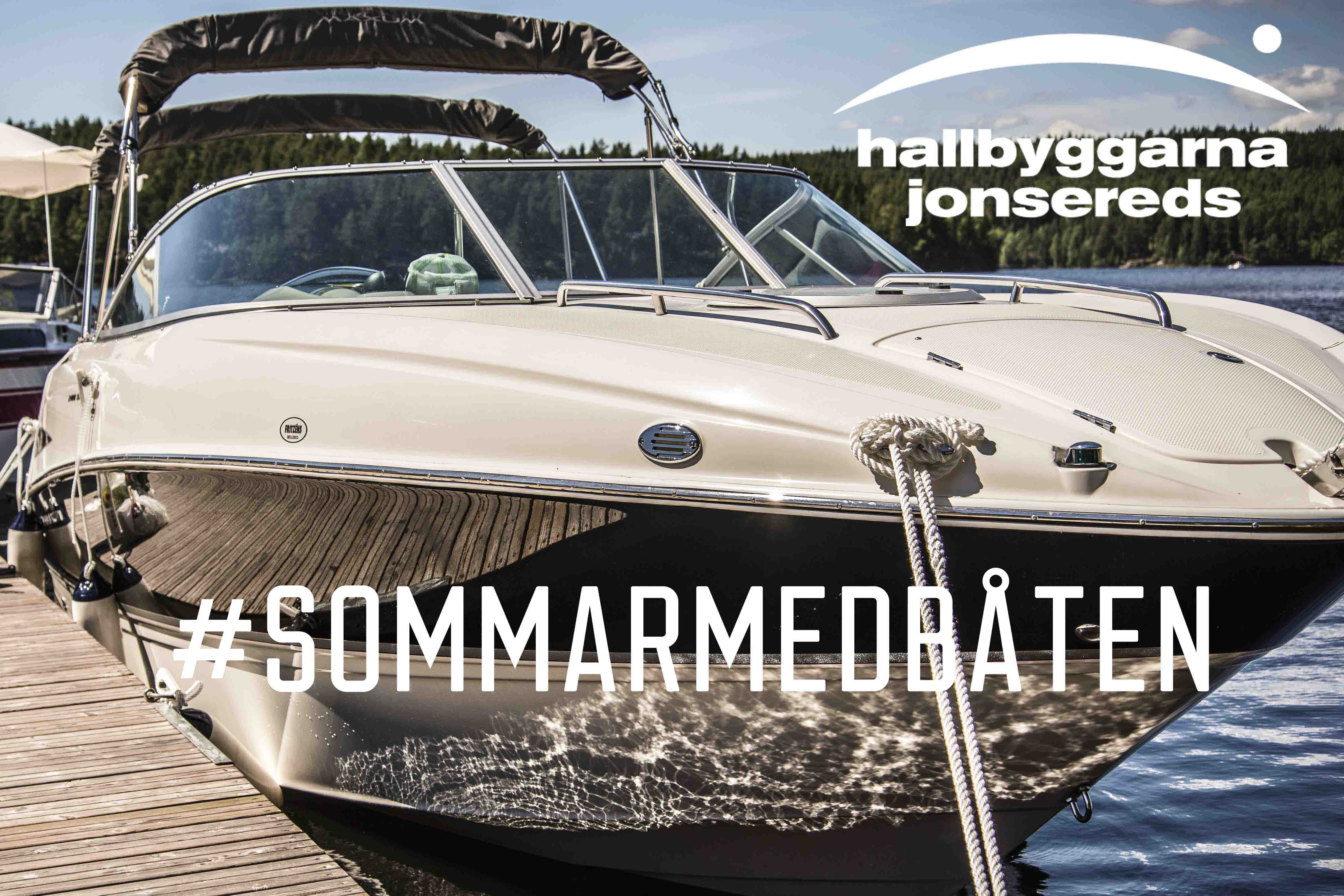 Delta i vår instagramtävling och vinn en båtpresenning