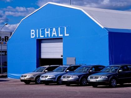 Bilhall 12-15 meter