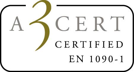 Våra hallar är certifierade enligt EN 1090-1