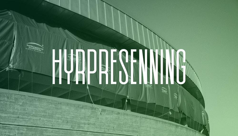 hyrpresenning