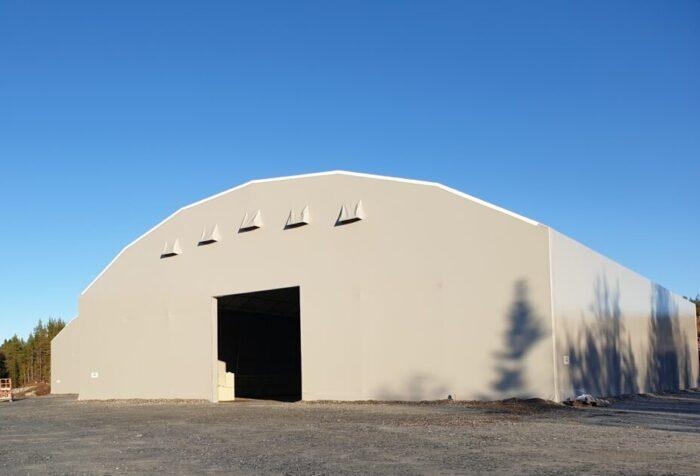 Hall 30x40x7 meter